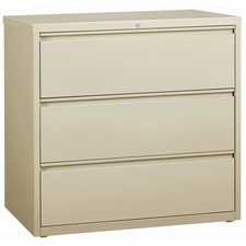 3-Drawer Putty Late