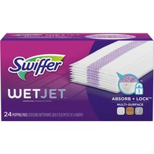 WetJet Mopping Pad