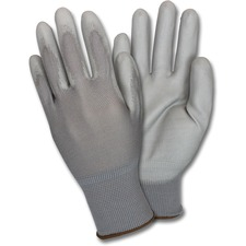 Coated Knit Gloves